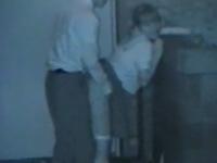 セーラー服の女子校生の青姦を暗視カメラで盗撮