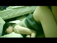一人暮らしのOLを昏睡させてレイプしている様子をハメ撮りしながら性欲を満たす変態男