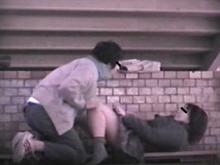 リアルを重要視する盗撮マニアが絶賛!素人カップルの野外性交