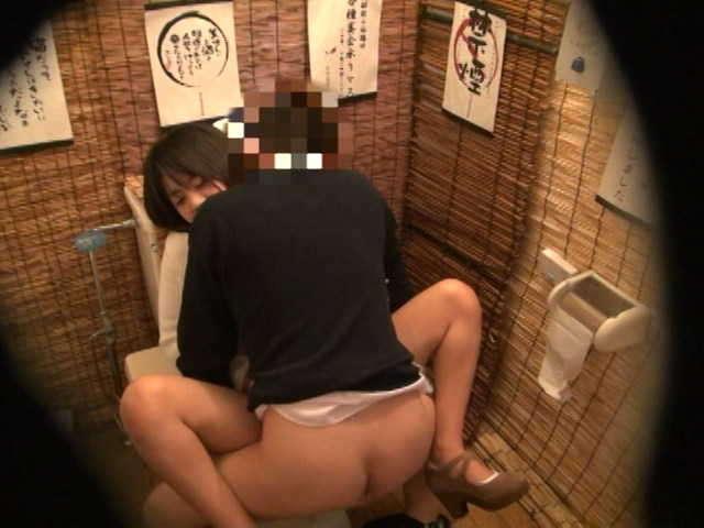 居酒屋のトイレ1