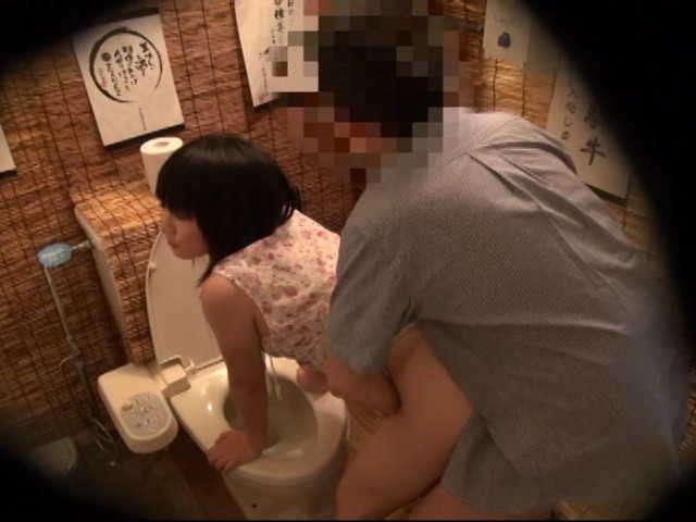 居酒屋のトイレ36