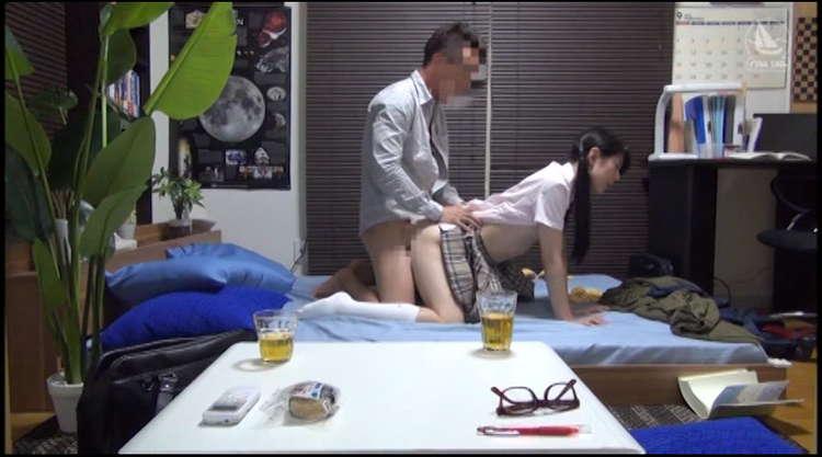 塾講師と女子校生-8