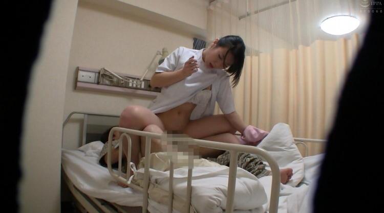 患者と看護師の肉体関係を盗撮…2